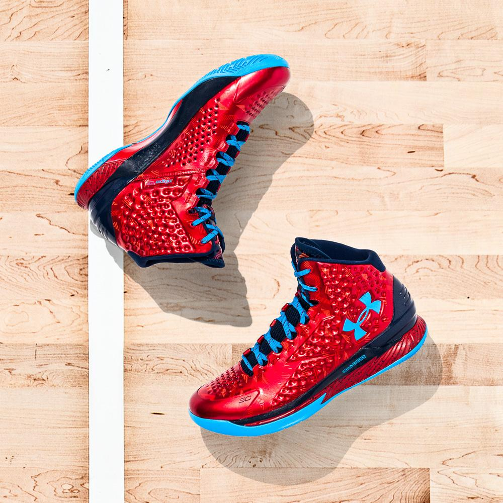 Under Armour Curry One Top 100 Camp PE (1)