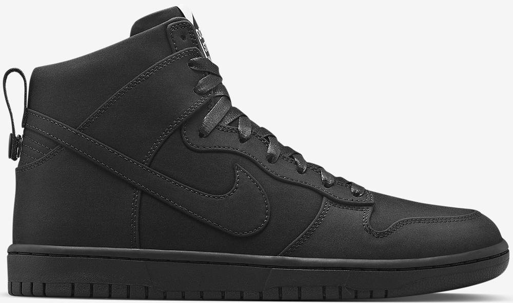 Nike Dunk Lux High SP DSM Black/Black
