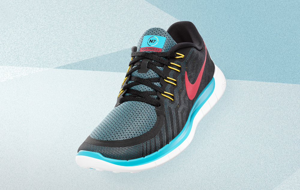 A Complete Look at This Year's 'N7' Sneakers from Nike and