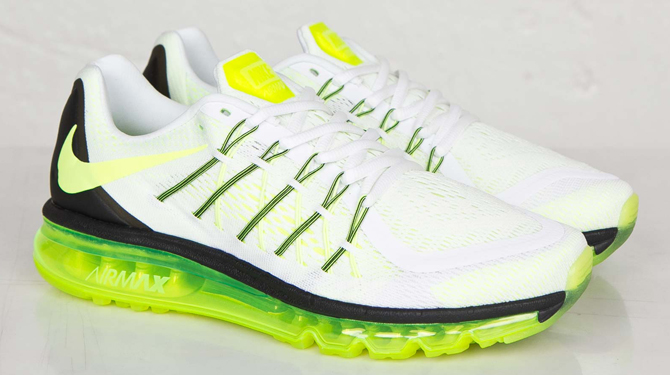 best loved 73cea e786e A blindingly bright version of this year s Air Max shoe.