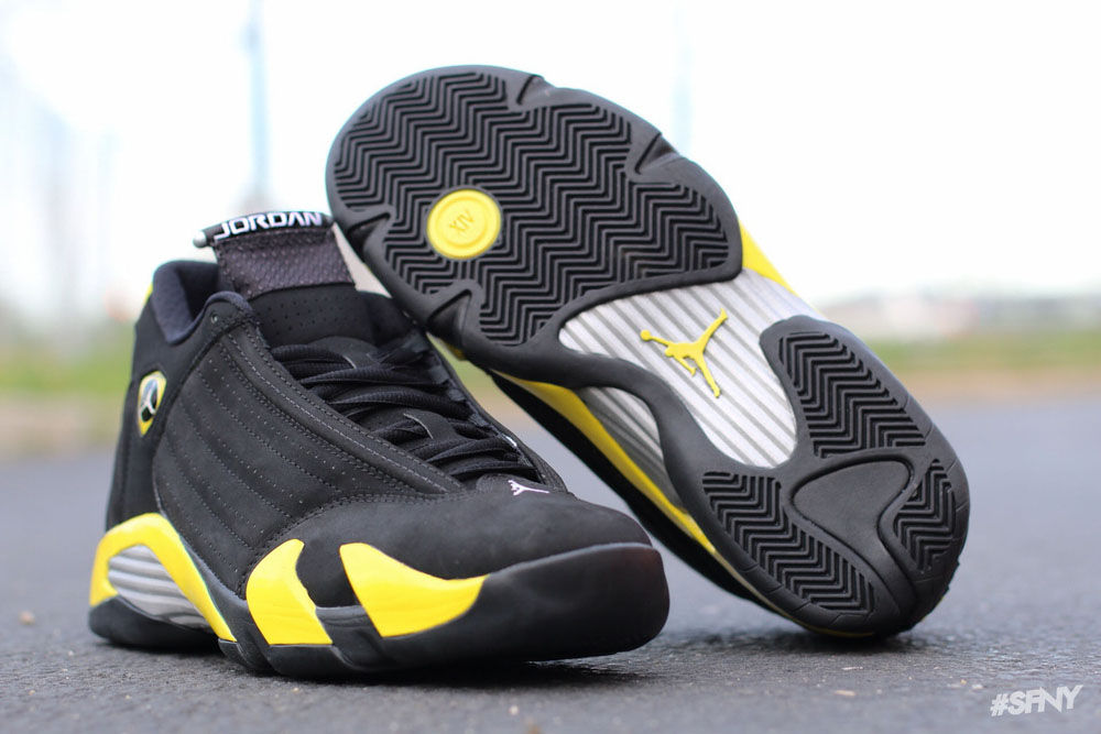 Jordan 14 Thunder