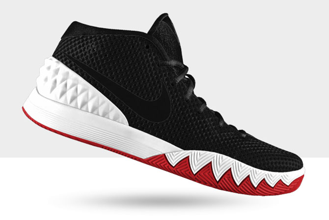 c08290a7eb59 First Games  NikeiD KYRIE 1s Inspired By Other Debut Signature ...