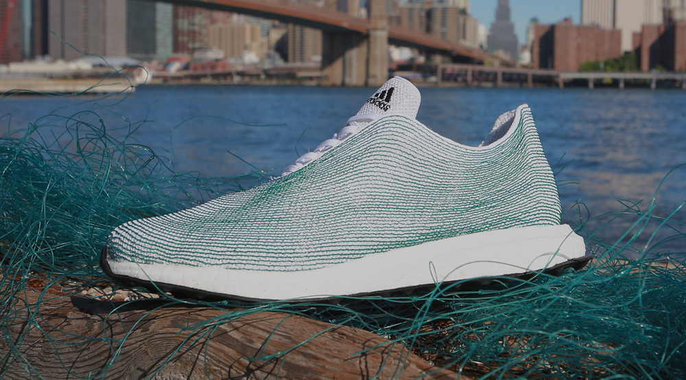 187e8cf16f8e2 adidas Creates Ultra Boost Out of Recycled Ocean Materials