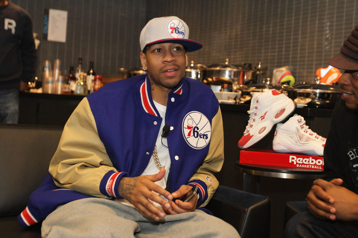 Reebok Q96 Launch Event featuring Allen Iverson // Photos (10)