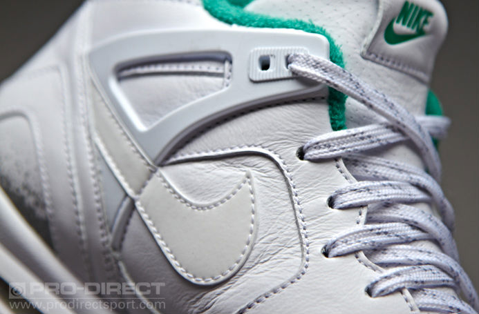 Nike Air Tech Challenge II White Court Green (5)