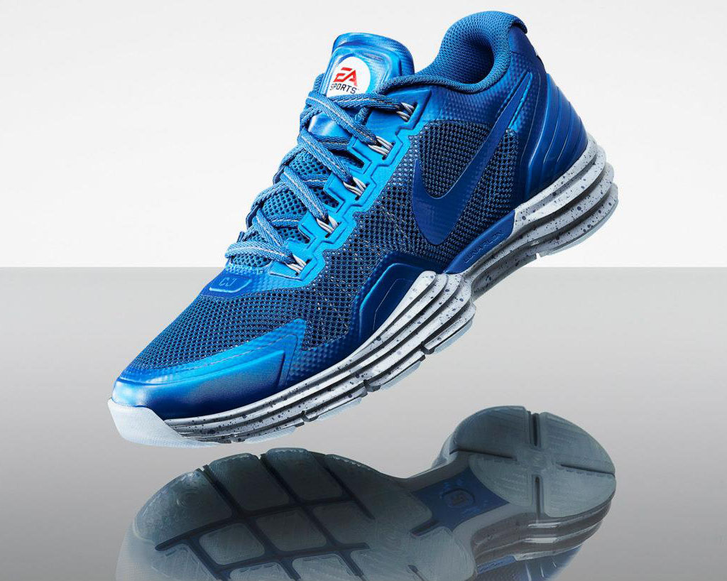 EA Sports x Nike Lunar TR1 Madden 13 Calvin Johnson & Jerry Rice (2)