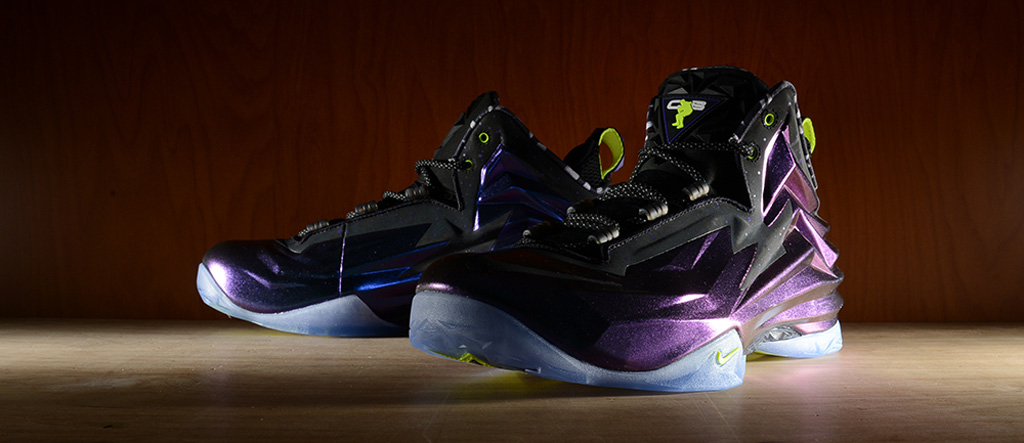 size 40 ea2e2 40845 ... Cave Purple  Kicks of the Day Nike Chuck Posite  Previewed in November,  today we have a full look at the second release of the ...