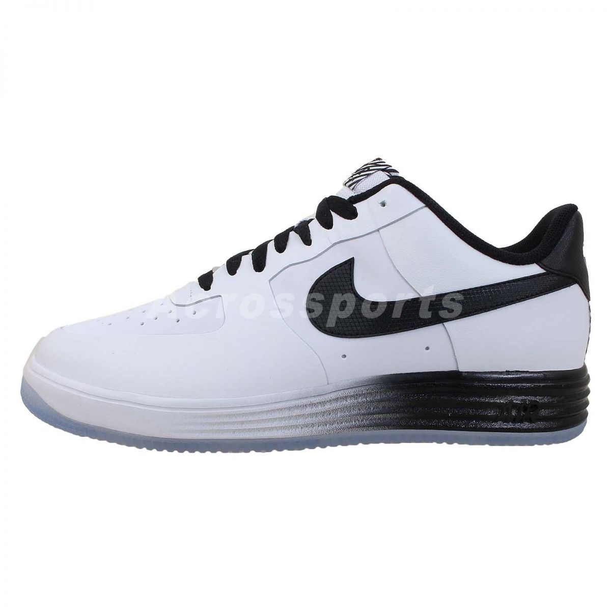 newest d5983 428f0 Nike Lunar Force 1 NS - White Black