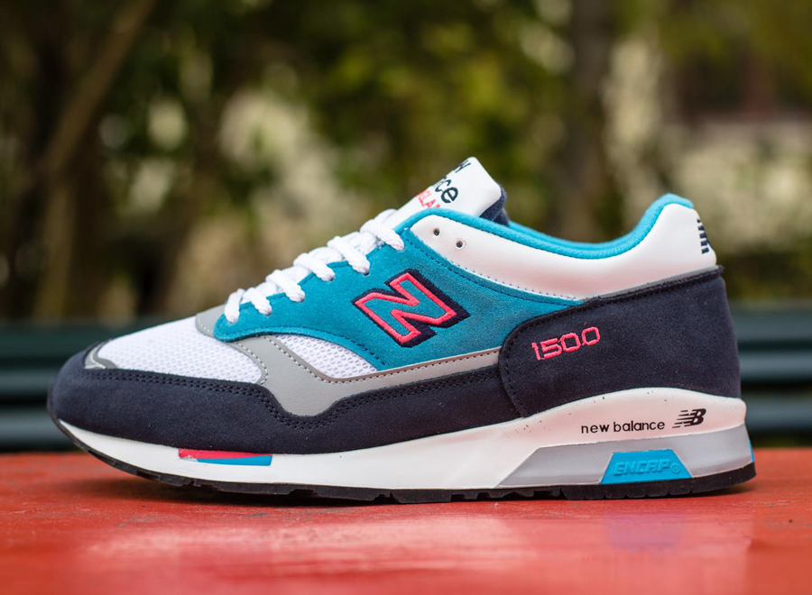 size 40 f2565 758eb New Balance 1500 'Made in England' - Blue/Pink | Sole Collector