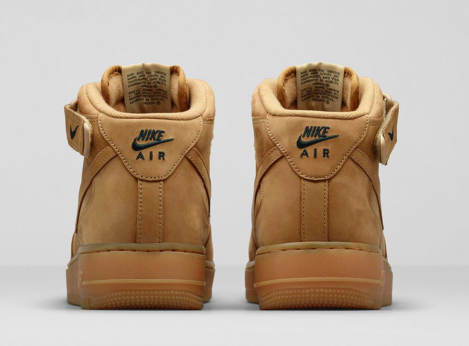 nike air force 1 mid wheat shop online