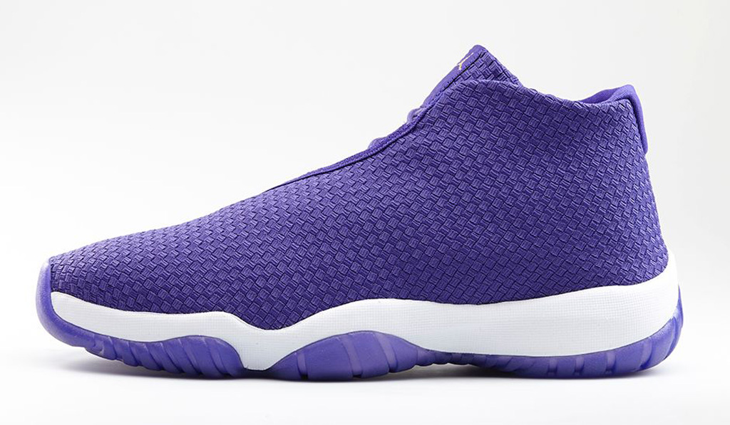 Official Nike Air Jordan Future Glow Tour Purple White