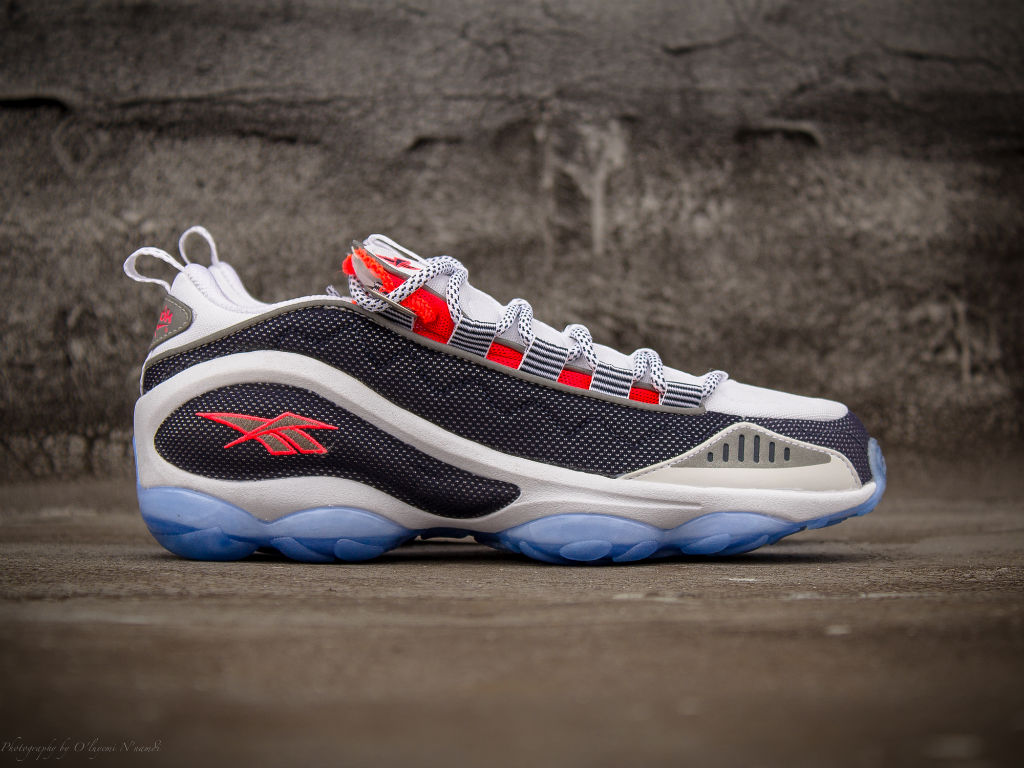 Reebok DMX Run 10 White Infinite Blue Neon Cherry Silver V44397 (3)