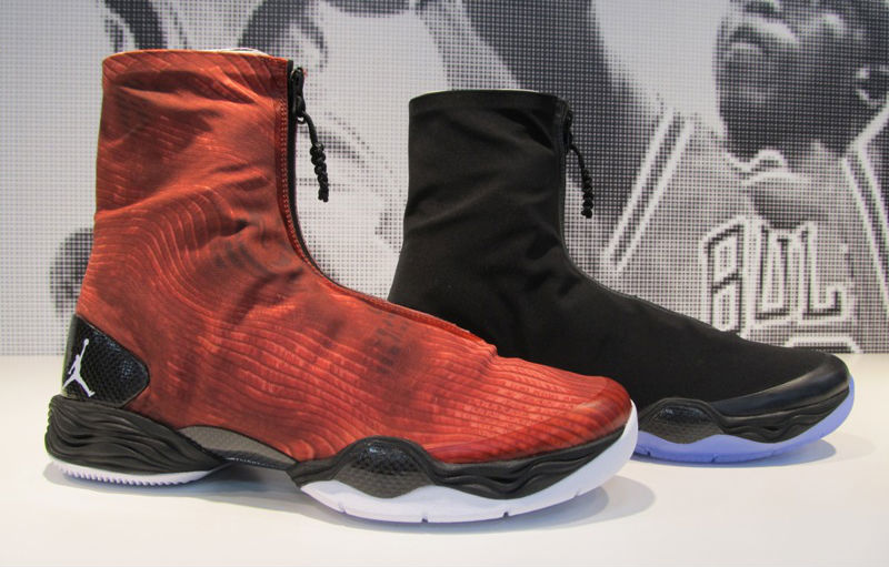Air Jordan XX8 Red Black (1)