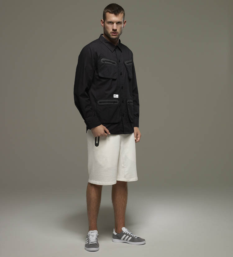 Adidas Originals By David Beckham Spring Summer 2012 Lookbook Sole Collector