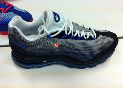 the best attitude da02d b1a1d Nike Air Max 95+ BB Flywire - Spring 2013  Sole Collector