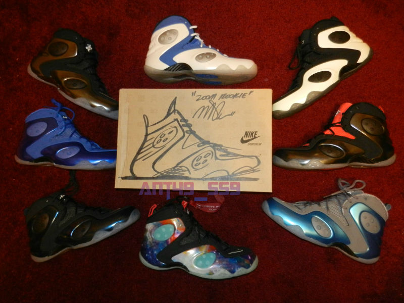 the best attitude 6c98e 45955 Nike-Zoom-Rookie-Galaxy- .