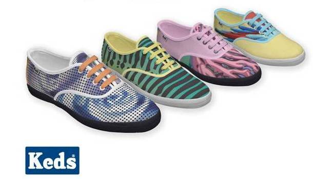 Winners of the Keds Design Competition
