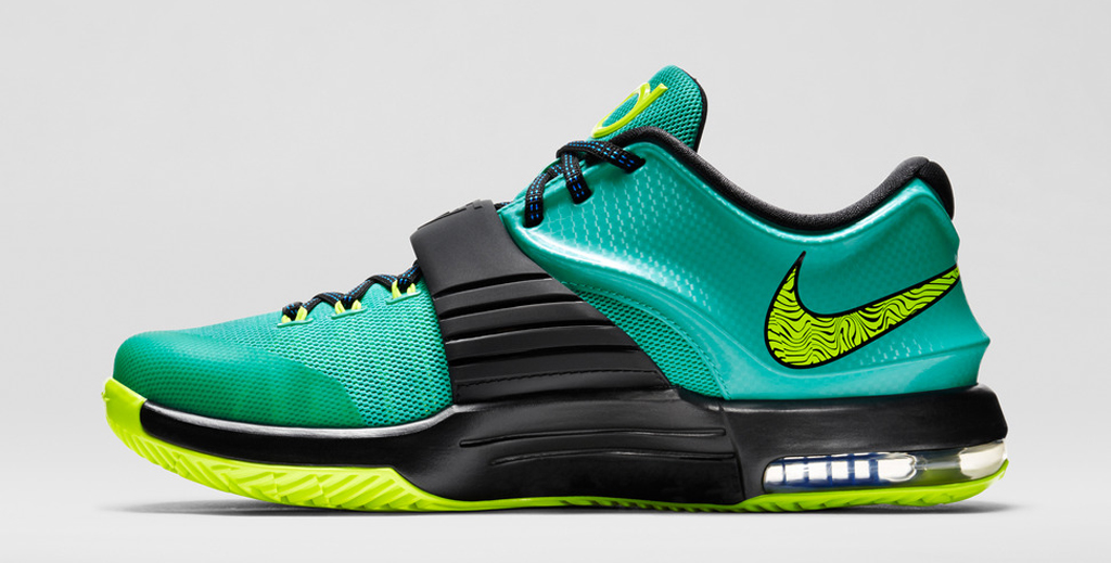 buy online 9a6b1 010fc ... Nike Officially Unveils The Uprising KD VII . ...