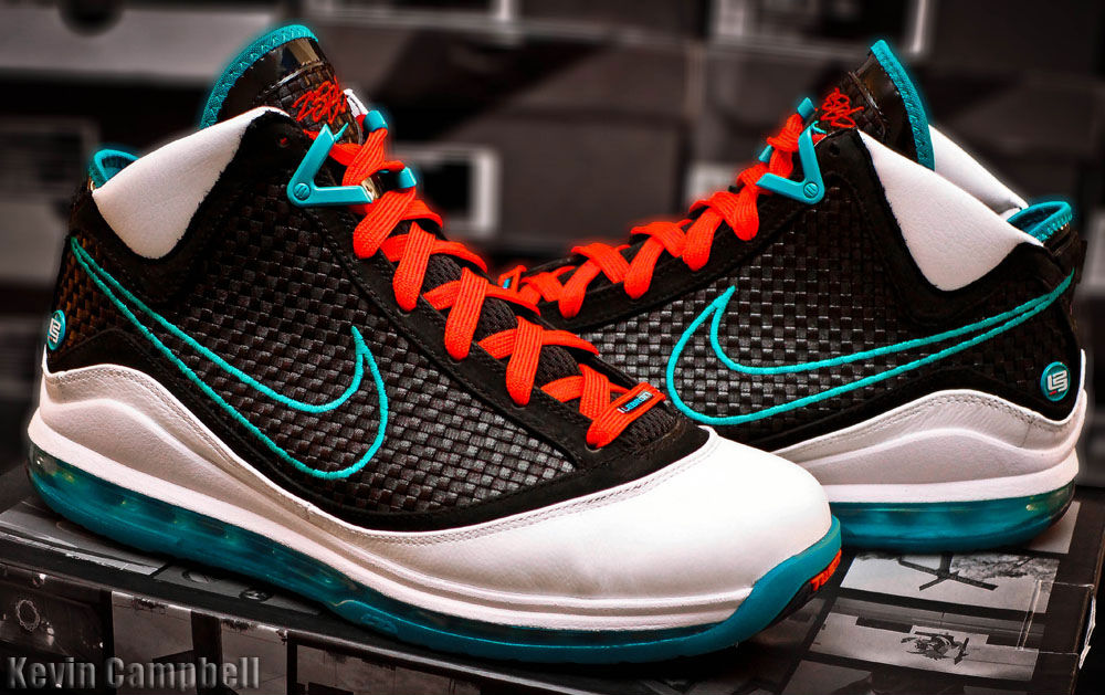 Spotlight // Pickups of the Week 12.1.12 - Nike LeBron VII NFW Red Carpet by KCbruins1919