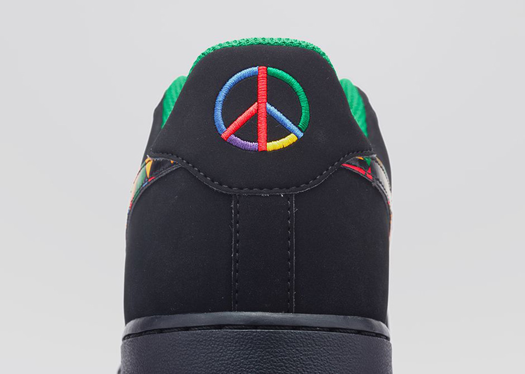 Force The Nike An 1Sole 'peace' Look At Raidamp; Air Official 4RLcS53Ajq