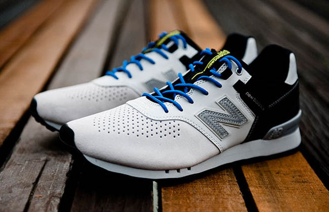 New Balance 564 White Black Fall 2012