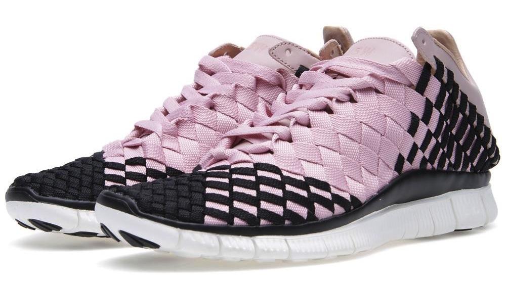 wholesale dealer 43189 354e8 Nike WMNS Free Inneva Woven - Black   Champagne