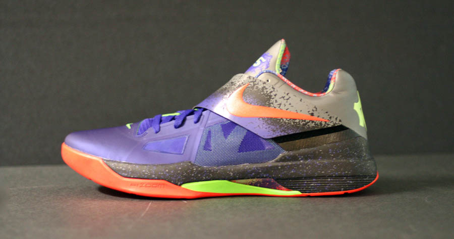 Nike Zoom KD IV 4 NERF Official Release Date Details 4