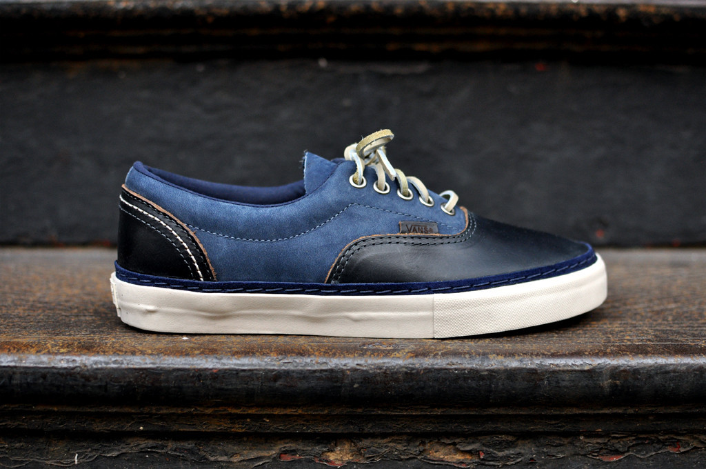 ee92f97298 Vans Vault and Horween Leather team up for an ultra-premium version of the  Era.