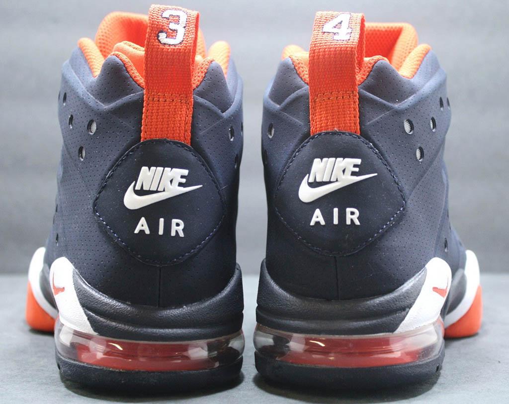 outlet store c1ba1 e107b Nike Air Max Barkley HOH Auburn Obsidian Team Orange White 513796-481 (9)