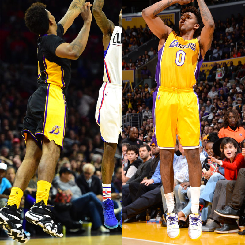 SoleWatch: NBA Power Rankings for January 31: Nick Young
