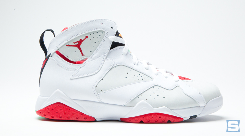 low priced d16c7 0c8be How Do the 2015  Hare  Jordan 7s Compare to the Originals