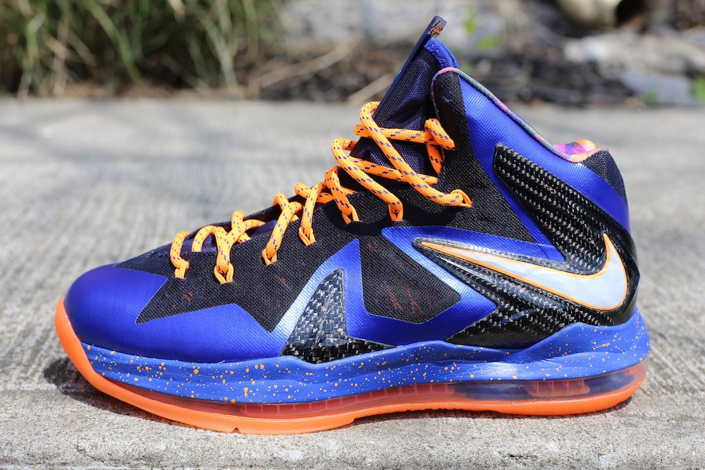 nike lebron 10 ps elite superhero