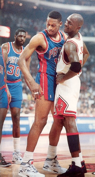 pretty nice b8443 44940 Bad As I Wanna Be: Dennis Rodman's Top 10 Sneakers | Sole ...