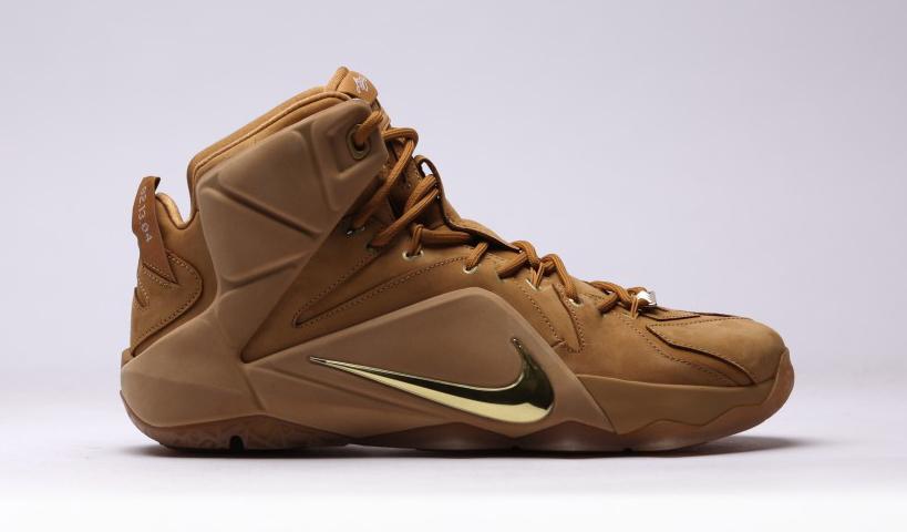 ca5ca7c78eff Release Date  Nike LeBron 12  Wheat