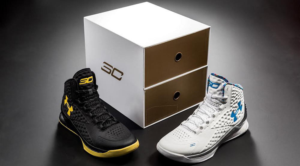 11383f4dd0 Steph Curry's Championship Sneakers Release Next Week | Sole Collector