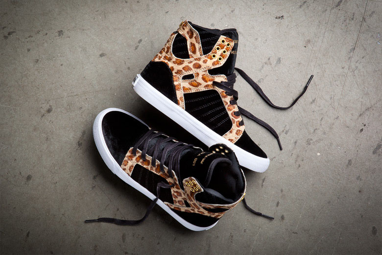 A-Morir & Supra Team Up for 'Cheetah' Collection (3)