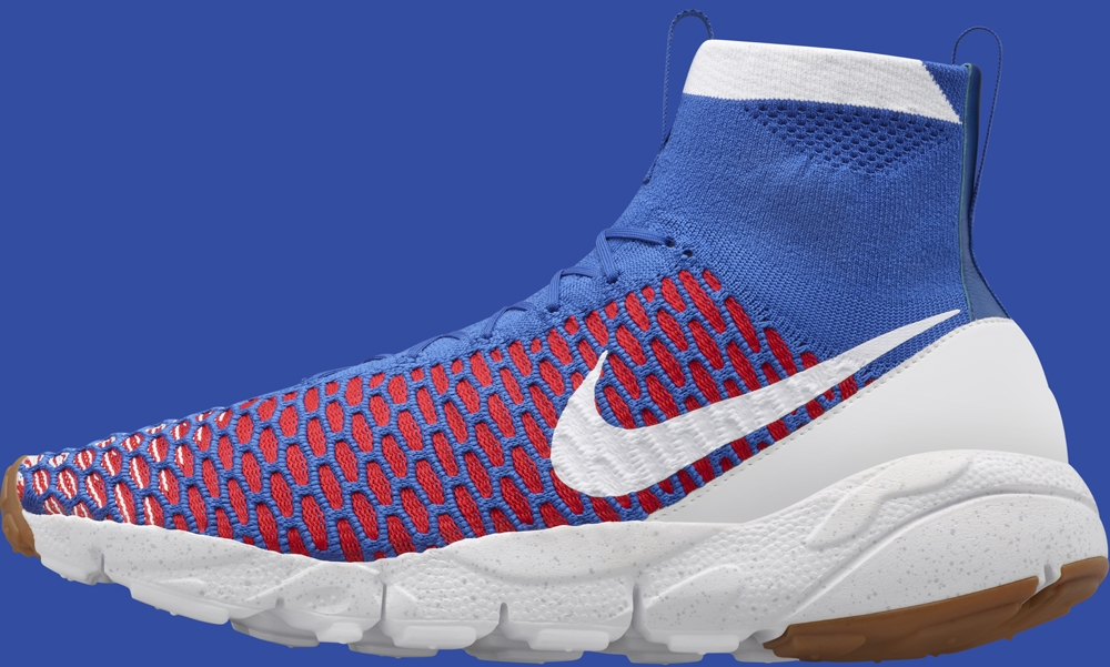 Nike Air Footscape Magista SP Game Royal/University Red-White-White