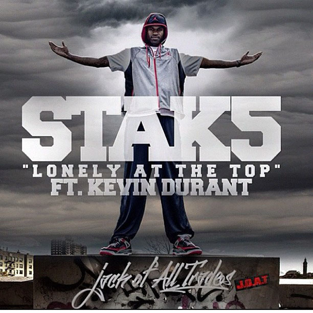 Stephen Jackson's Jordan Spizikes // Lonely at the Top