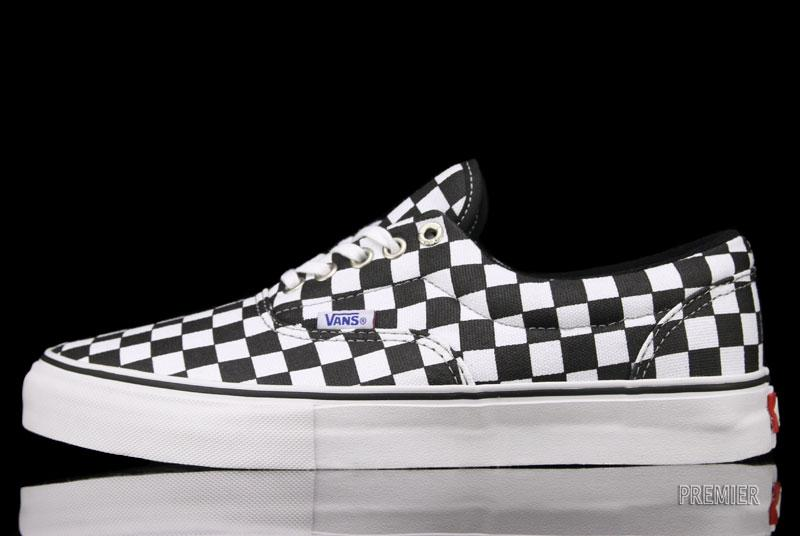 checkerboard era vans men