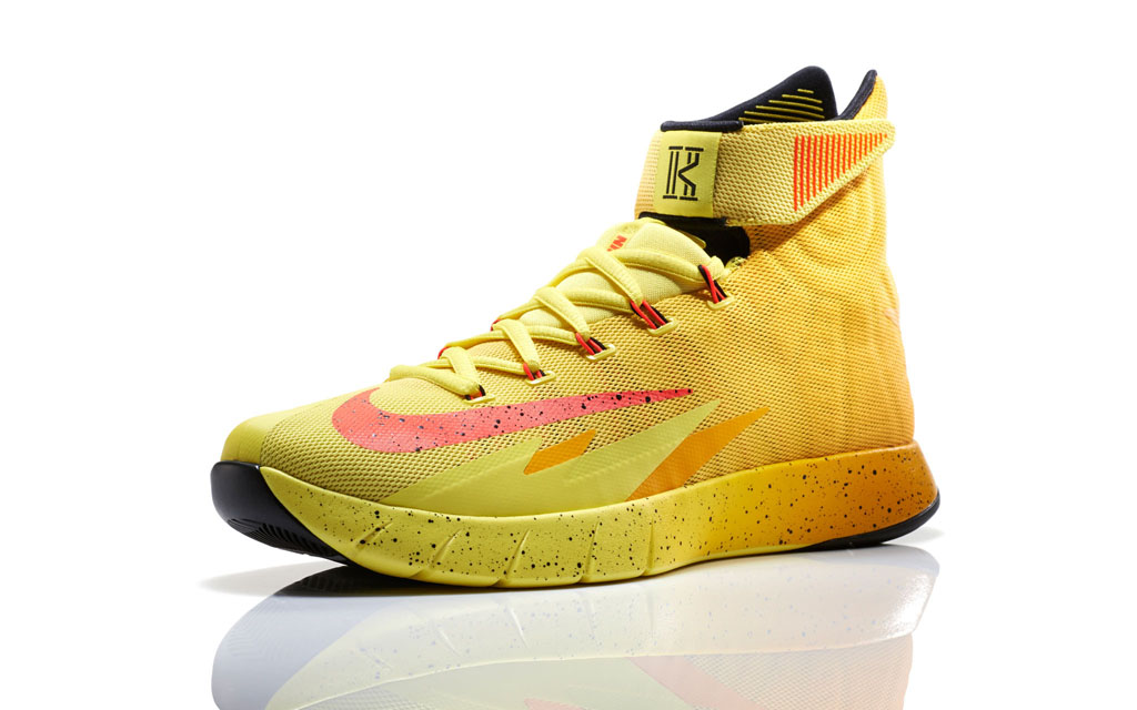Nike Zoom HyperRev Kyrie Irving Cleveland Cavs PE (1)