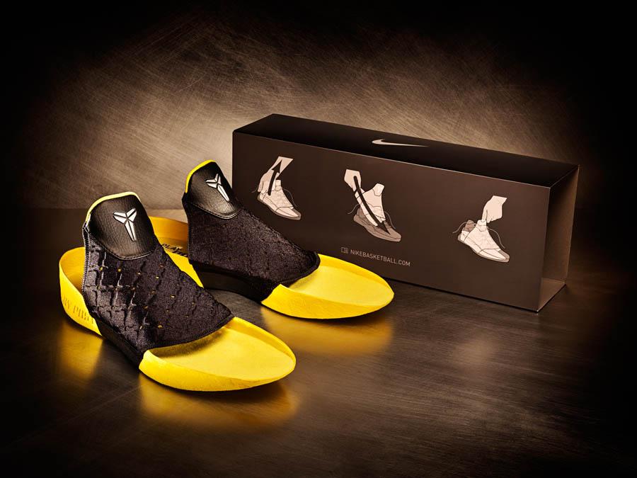 promo code fa10a b2d2c Nike Kobe VII System Supreme Fast 2