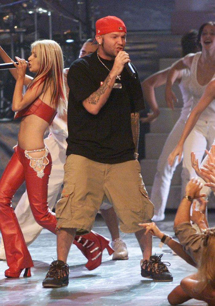 Fred Durst wearing Osiris D3