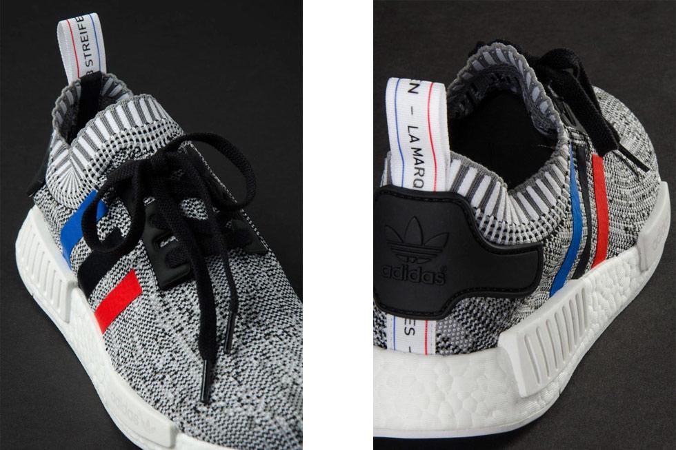 adidas Originals NMD R1 Mens Mesh Runner Cblack/charcoal