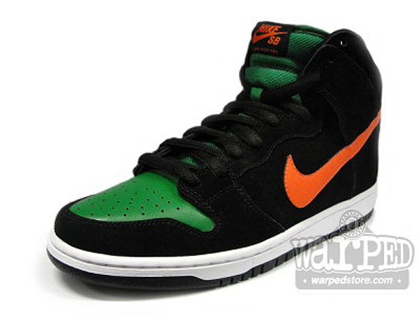 22d4f6e4e769 Nike SB Dunk High - Jagermeister - Holiday 2011