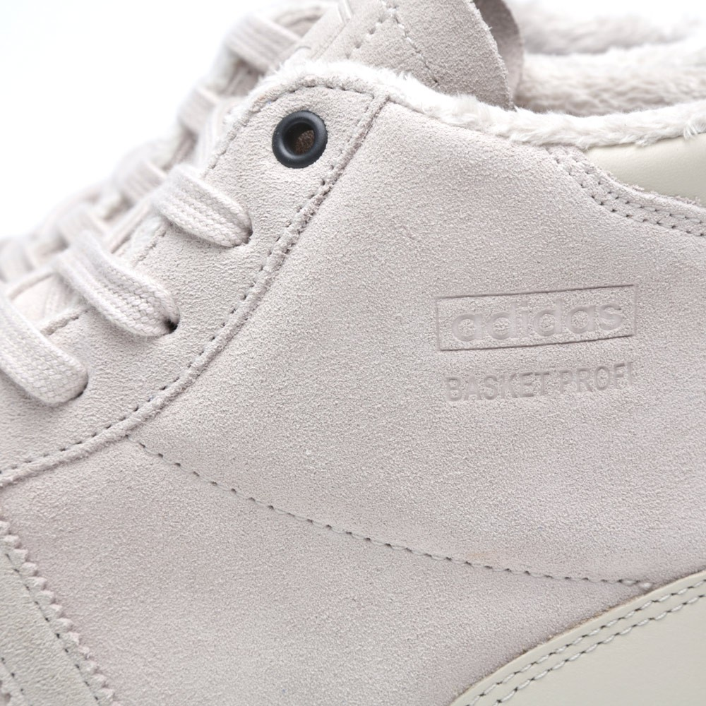 United Arrows x adidas Originals Basket Profi OG suede details