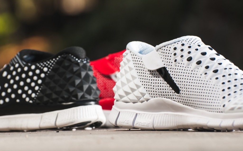 new product 63e6a db296 The NikeLab Free Orbit II SP in red, black and white hit nike.com nikelab  as well as select NikeLab retailers on Thursday, September 25 in limited ...