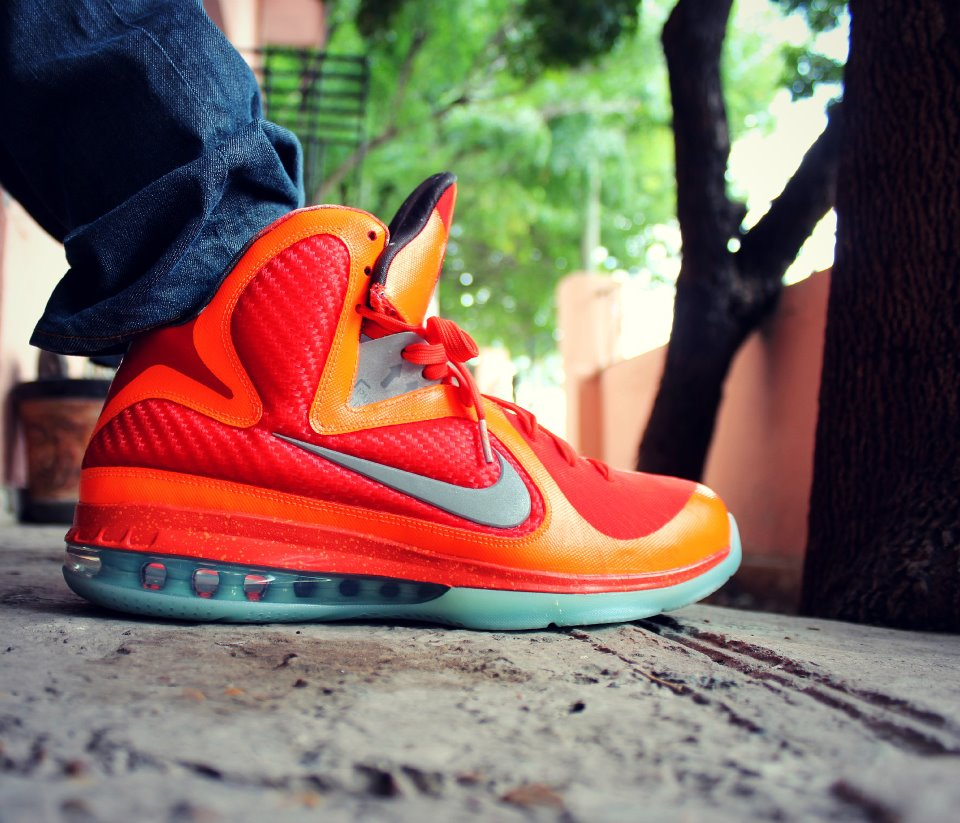 Nike LeBron 9 'All-Star'