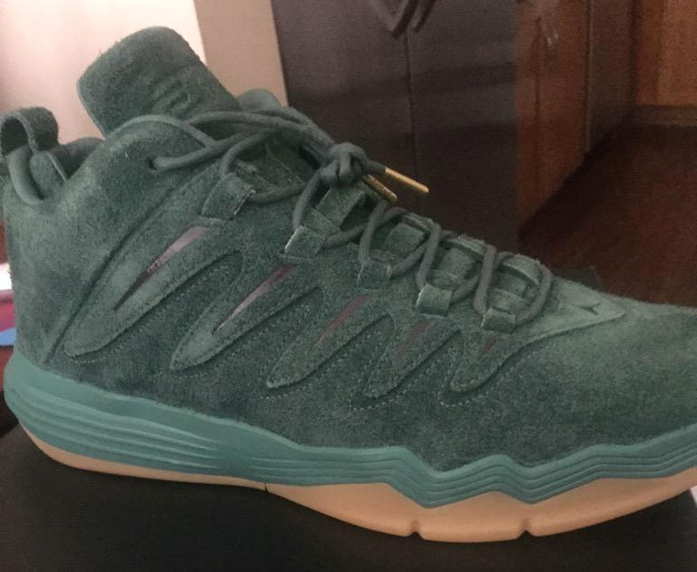 huge selection of 3b990 c447d promo code for jordan cp3.ix 9 green suede 1 43c50 74c3c