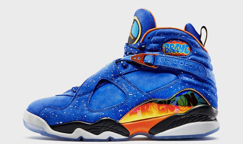e5d01f1c003 Air Jordan 8 Doernbecher by Caden Lampert | Sole Collector
