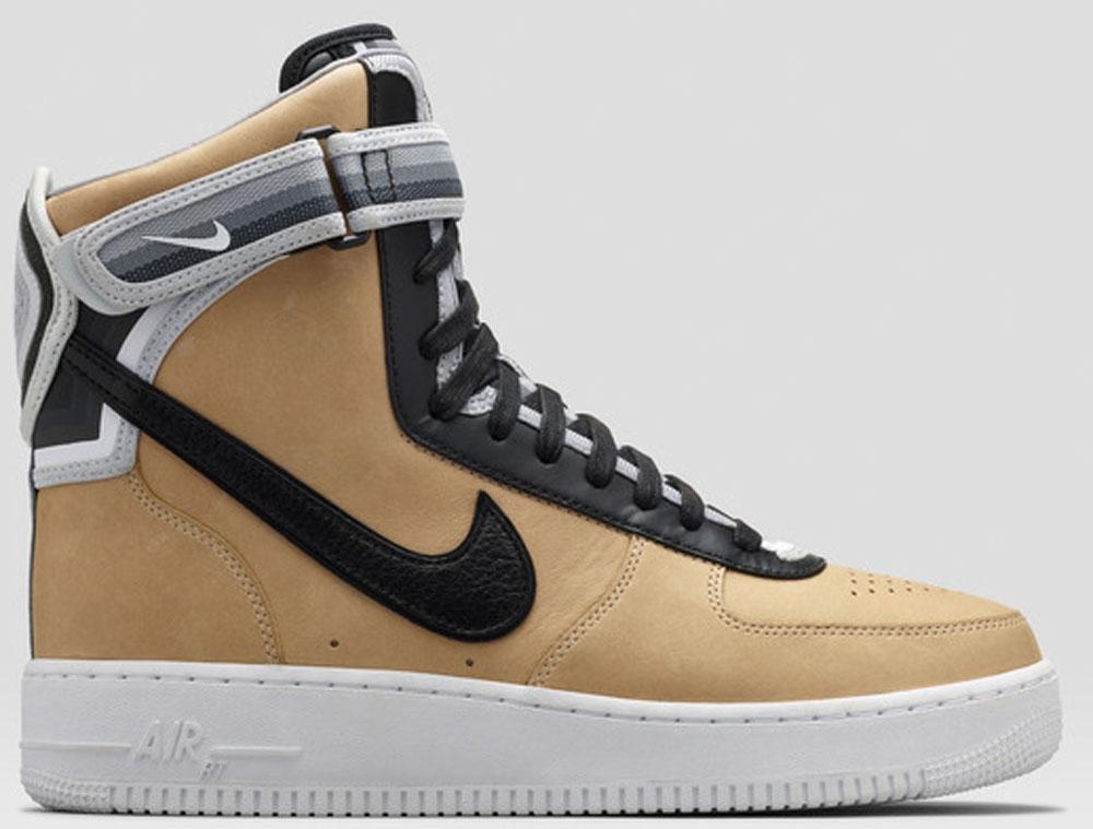 Nike Air Force 1 High Supreme RT Vachetta Tan/Black